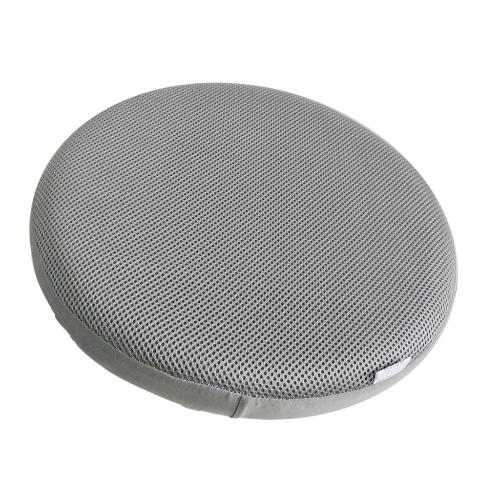 2 Pcs 12-16 inch Elastic Bar Stool Covers Round Chair Seat Cushion Cover