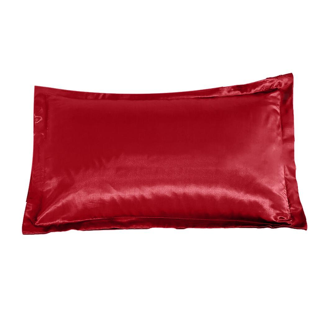 Us Queen Size Pillow Case With Envelope Closure Luxury