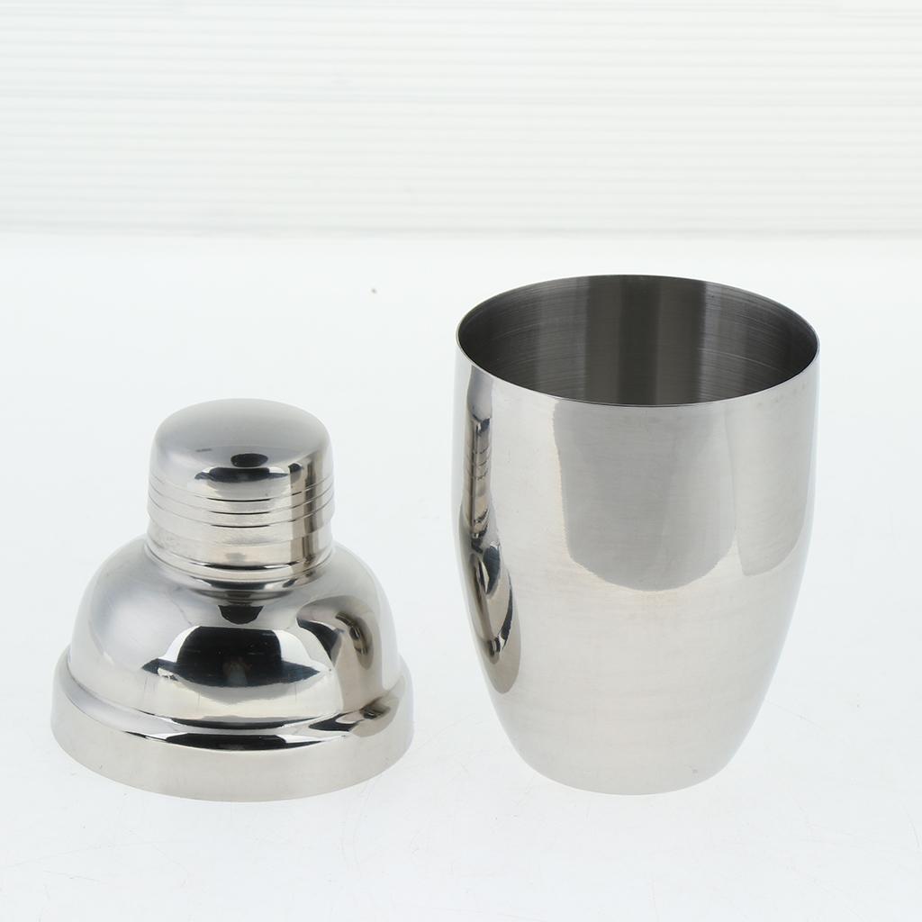 Stainless-Steel-Wine-Cocktail-Shaker-250-350-530ml-for-Bar-Liquor-Service thumbnail 3
