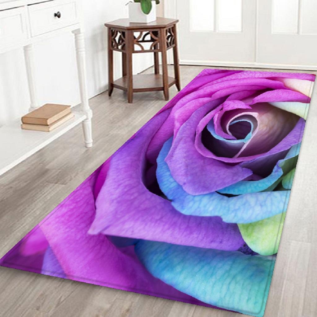 Living-Room-Area-Rug-Runner-Kitchen-Bedroom-Anti-Skid-Floor-Mat-Carpet-3D thumbnail 26