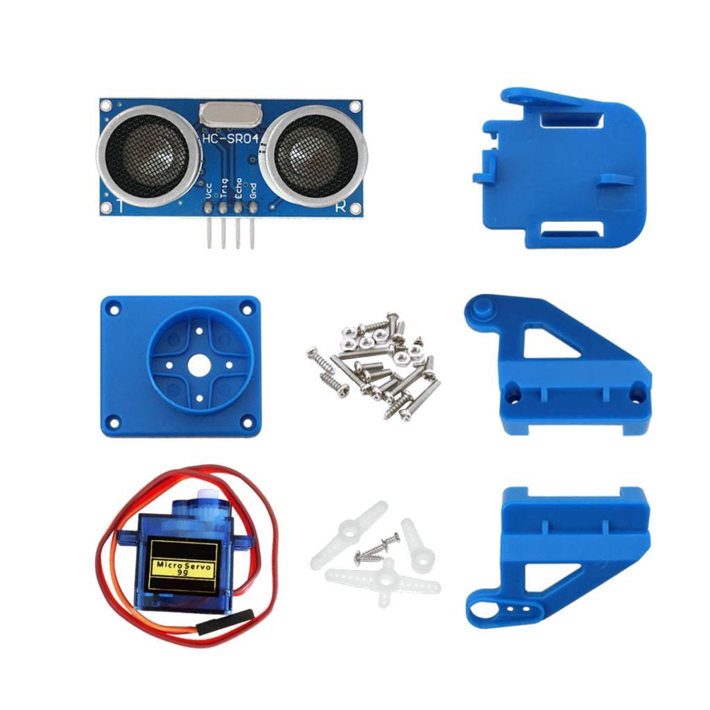 Servo for Arduino Ultrasonic Module Distance Measuring Transducer Sensor