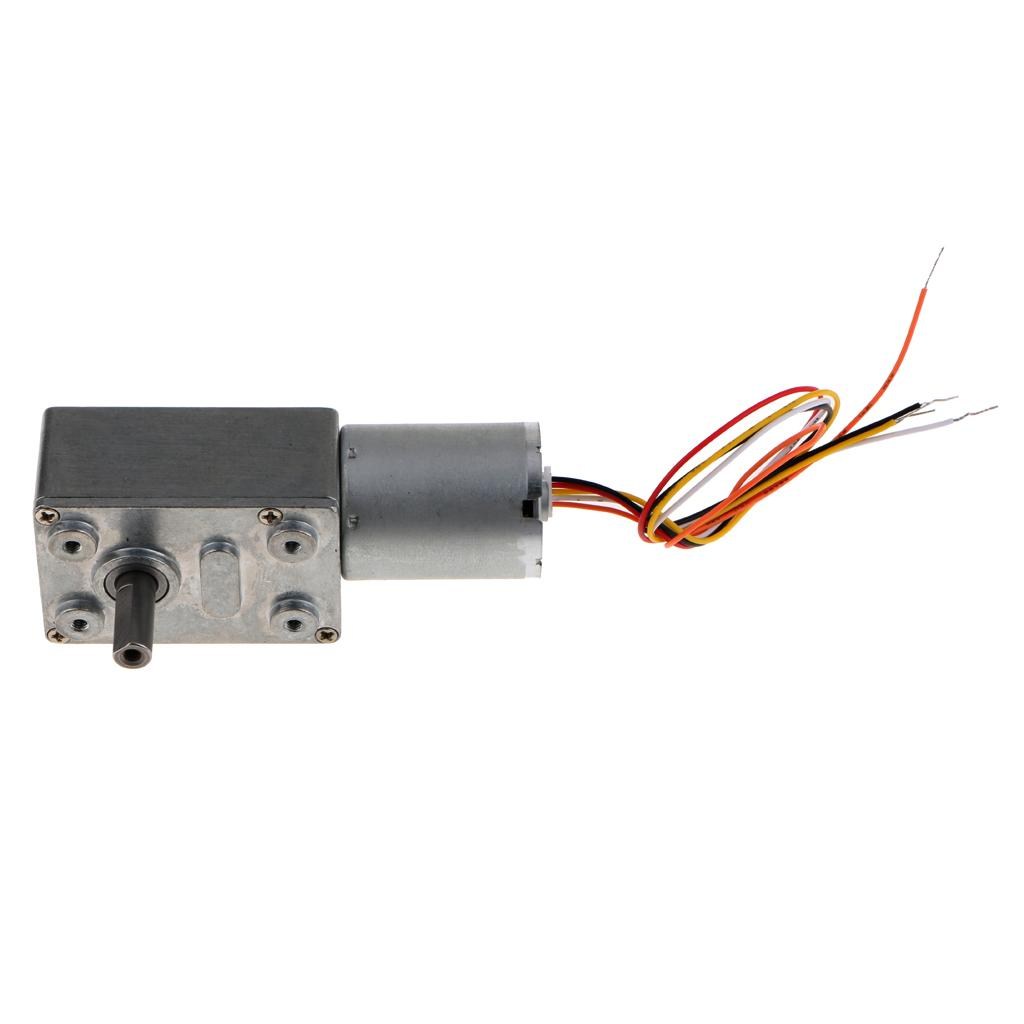 DC 12V High Torque Speed Reduction Electric DC Brushless Motor Low Noise