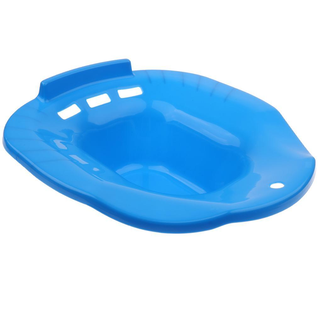 Perfeclan Plastic Toilet Sitz Bath Tub Hip Basin F