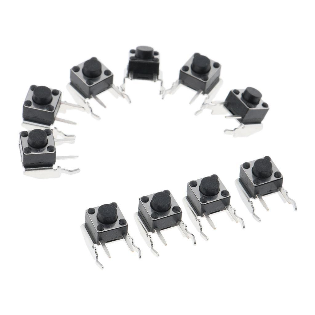 For-Xbox-One-360-Controllers-LB-RB-Shoulder-Bumper-Button-Tactile-Switch-10x miniature 7