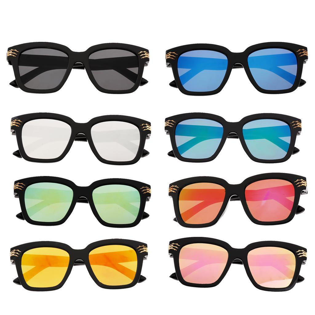 Kids-Baby-Boys-Girls-Children-Fashion-UV-Protection-Goggles-Eyewear-Sunglasses miniature 3