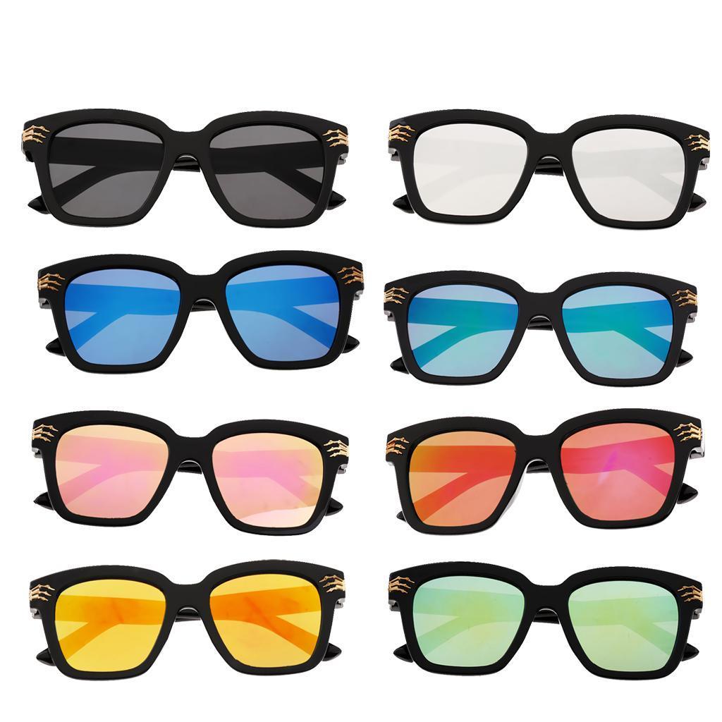 Kids-Baby-Boys-Girls-Children-Fashion-UV-Protection-Goggles-Eyewear-Sunglasses miniature 4