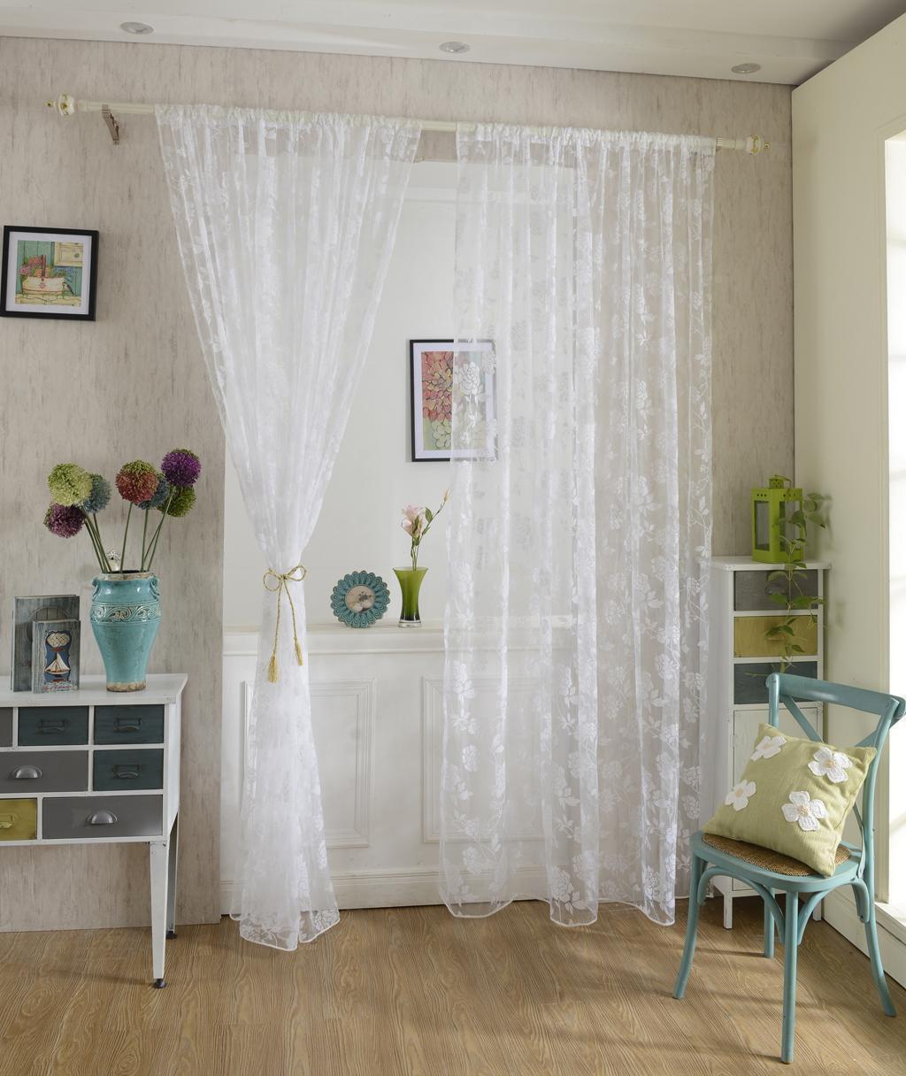 Rideau Pour Porte Fenetre détails sur rideau voilage de fenêtre de papillon décoration pour chambre  salon