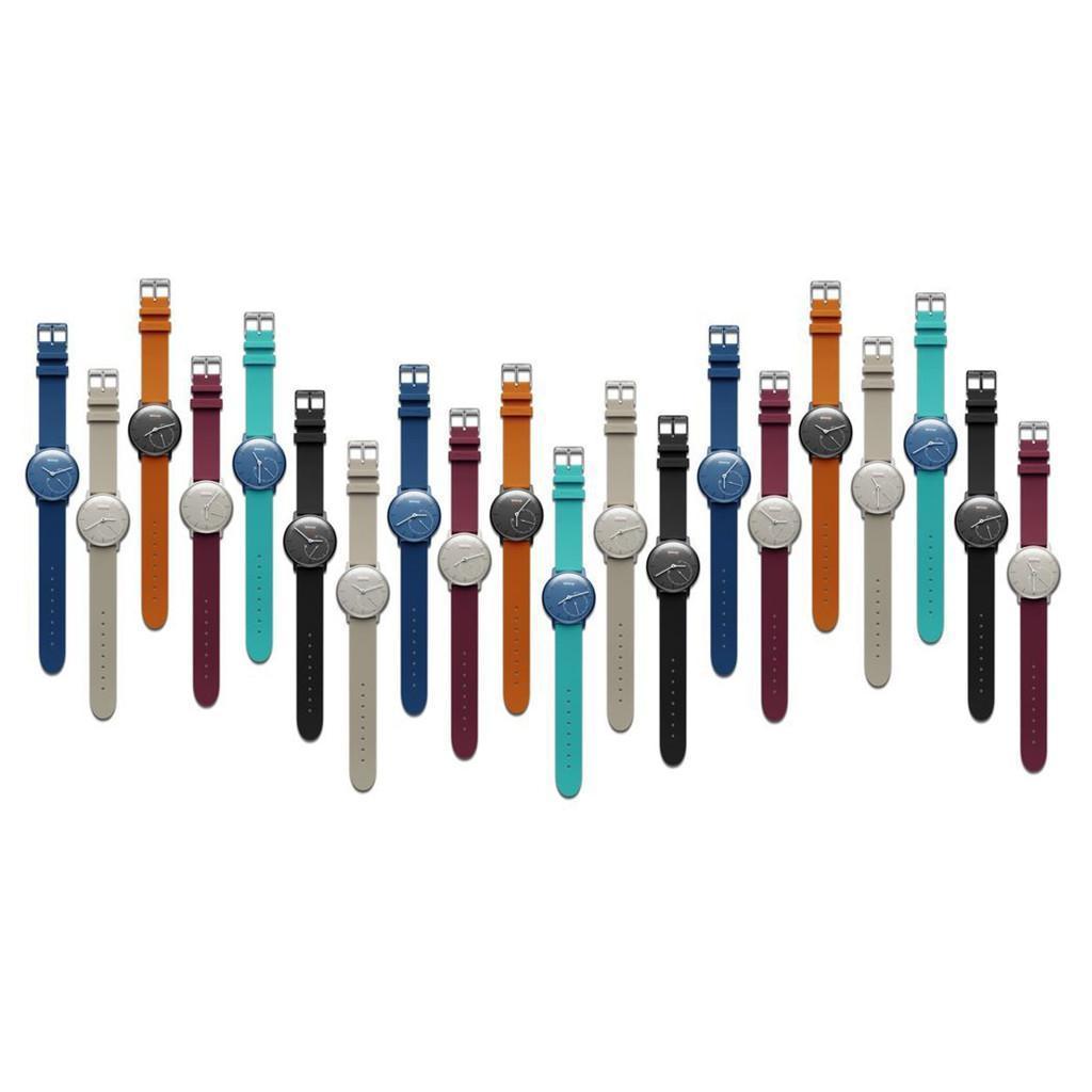 Indexbild 15 - Smart Watch Wristband, TPE Gummi Gel Handgelenk Band Bügel Gurt und