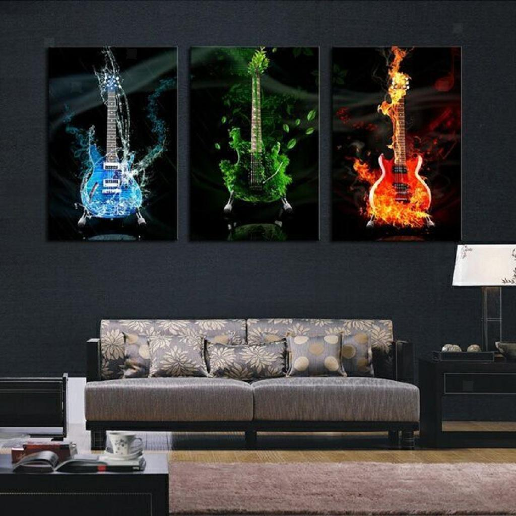 3pcs moderne wandbilder kunstdruck set wohnzimmer