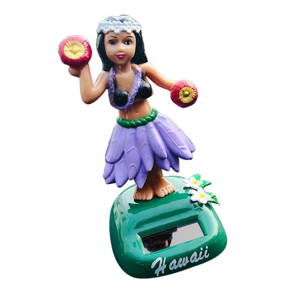Solar-Power-Dancing-Hawaii-Girl-Dancer-Toy-Home-Office-Car-Dashboard-Decor thumbnail 15