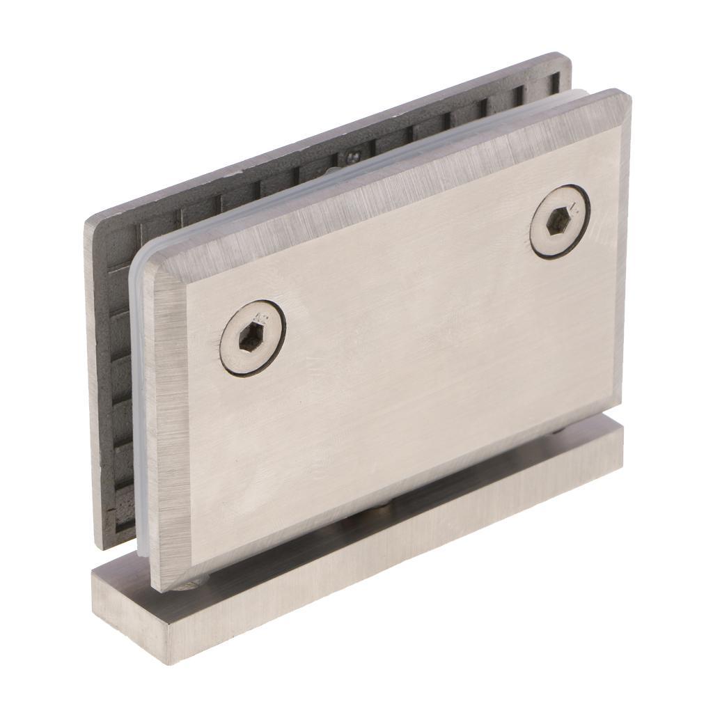 Building Hardware 360º Glass Door Pivot Hinge For Inset