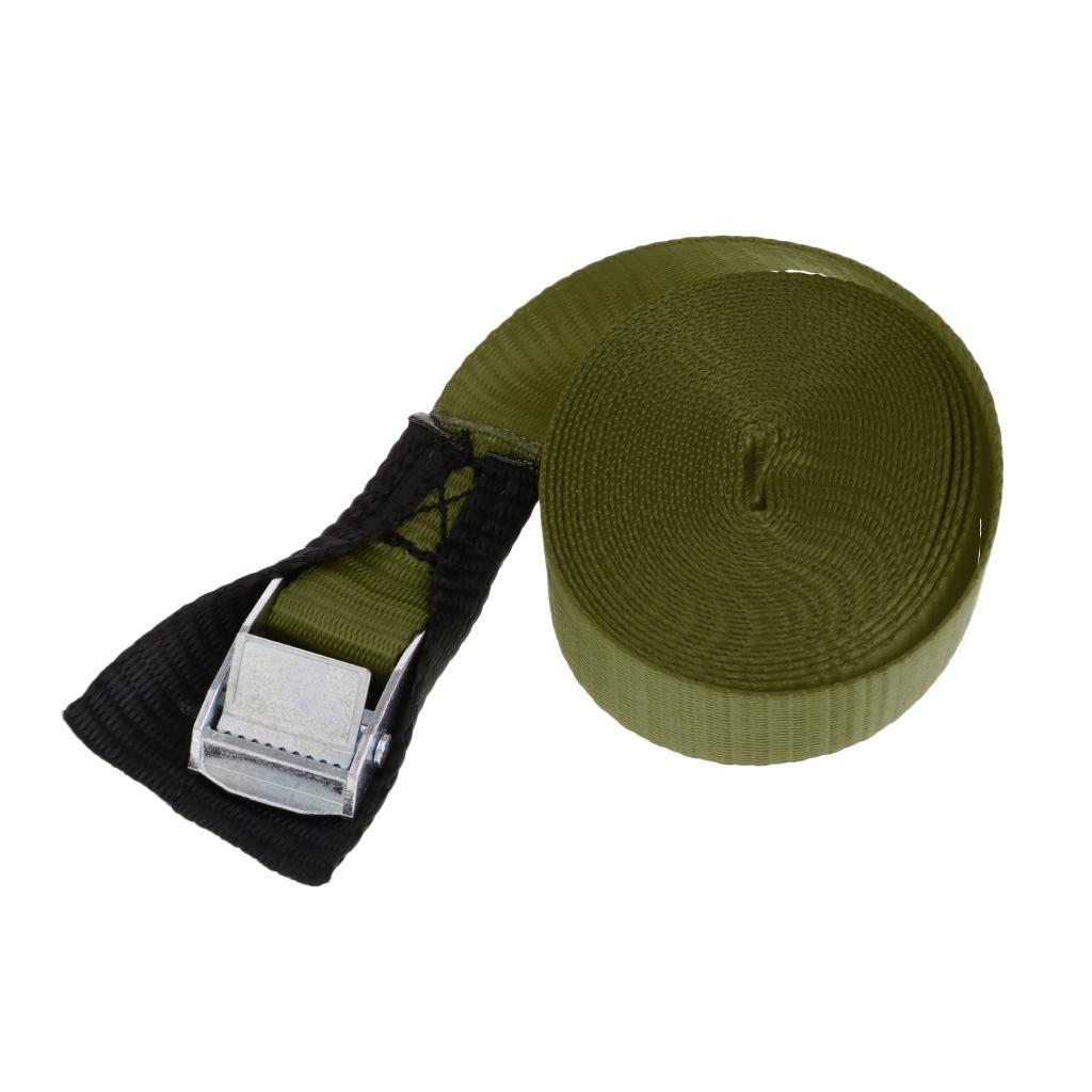 Cinghie-di-Carico-Sicuro-Fibbia-Cintura-Attrezzo-di-Kayak miniatura 18