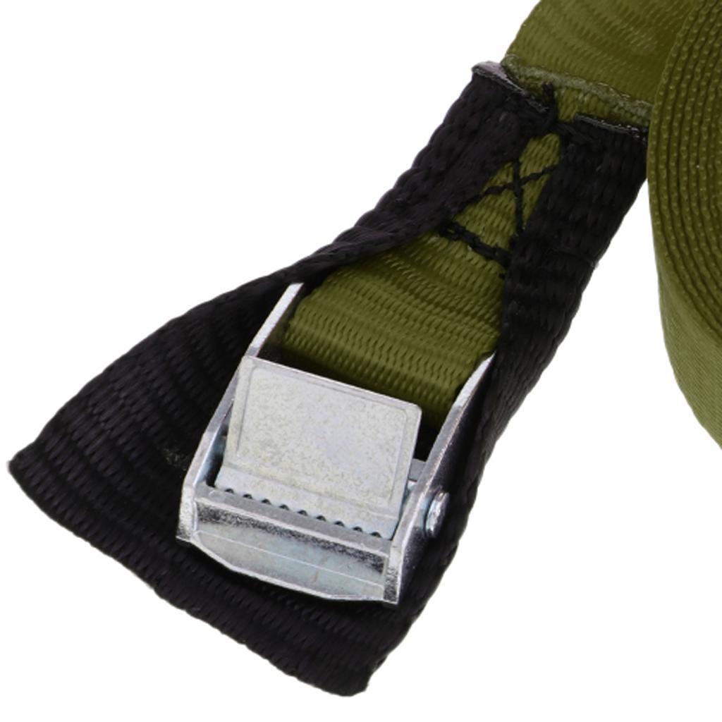 Cinghie-di-Carico-Sicuro-Fibbia-Cintura-Attrezzo-di-Kayak miniatura 19