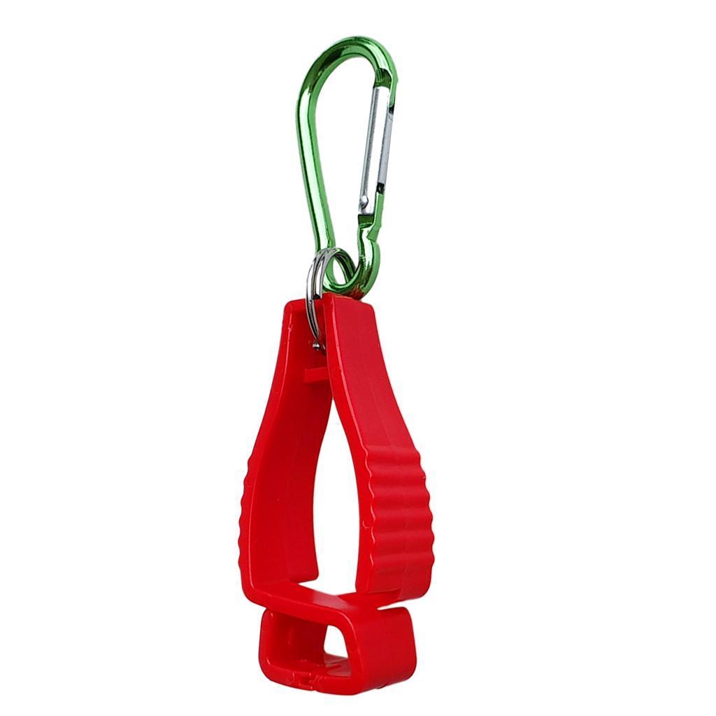 Guanti-Clip-Grabber-Porta-Gunti-Guanto-Safety-Keeper-di-Gunato-Attrezzo miniatura 13