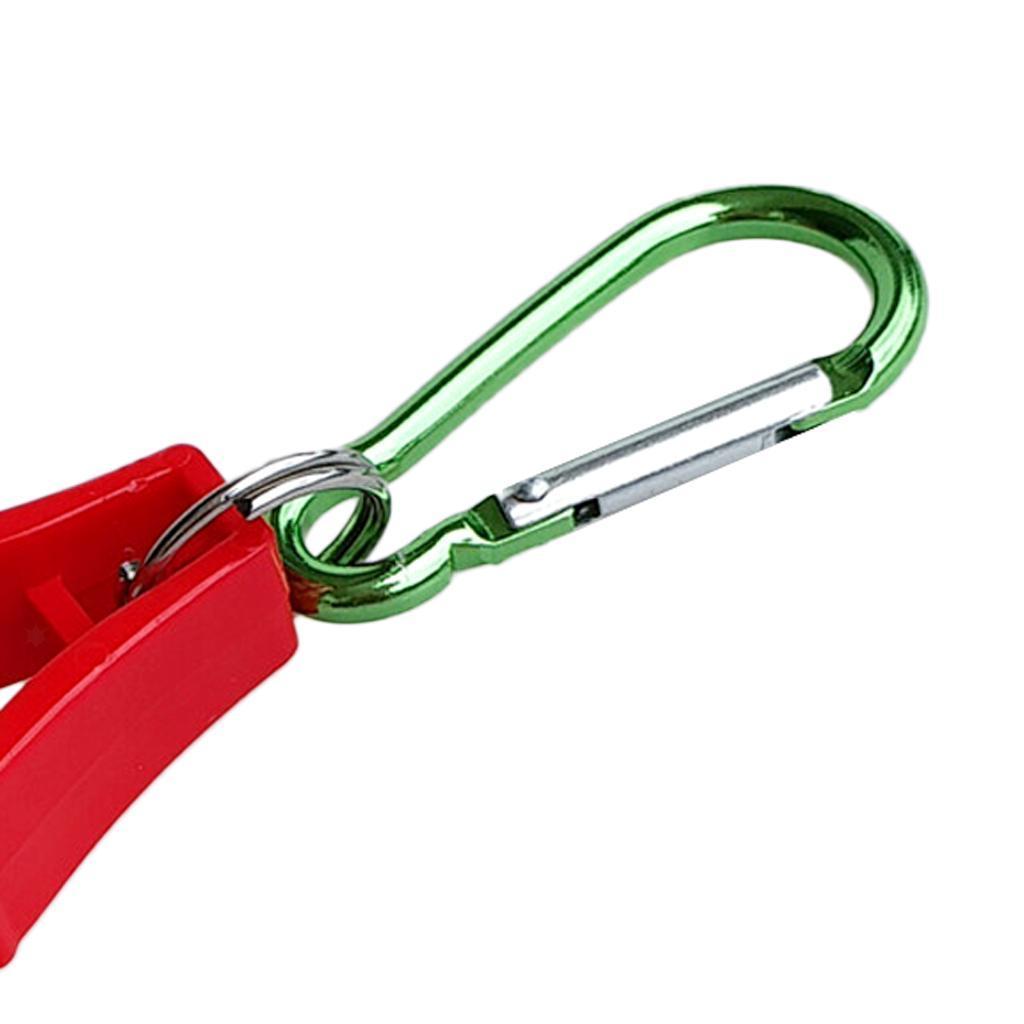 Guanti-Clip-Grabber-Porta-Gunti-Guanto-Safety-Keeper-di-Gunato-Attrezzo miniatura 14