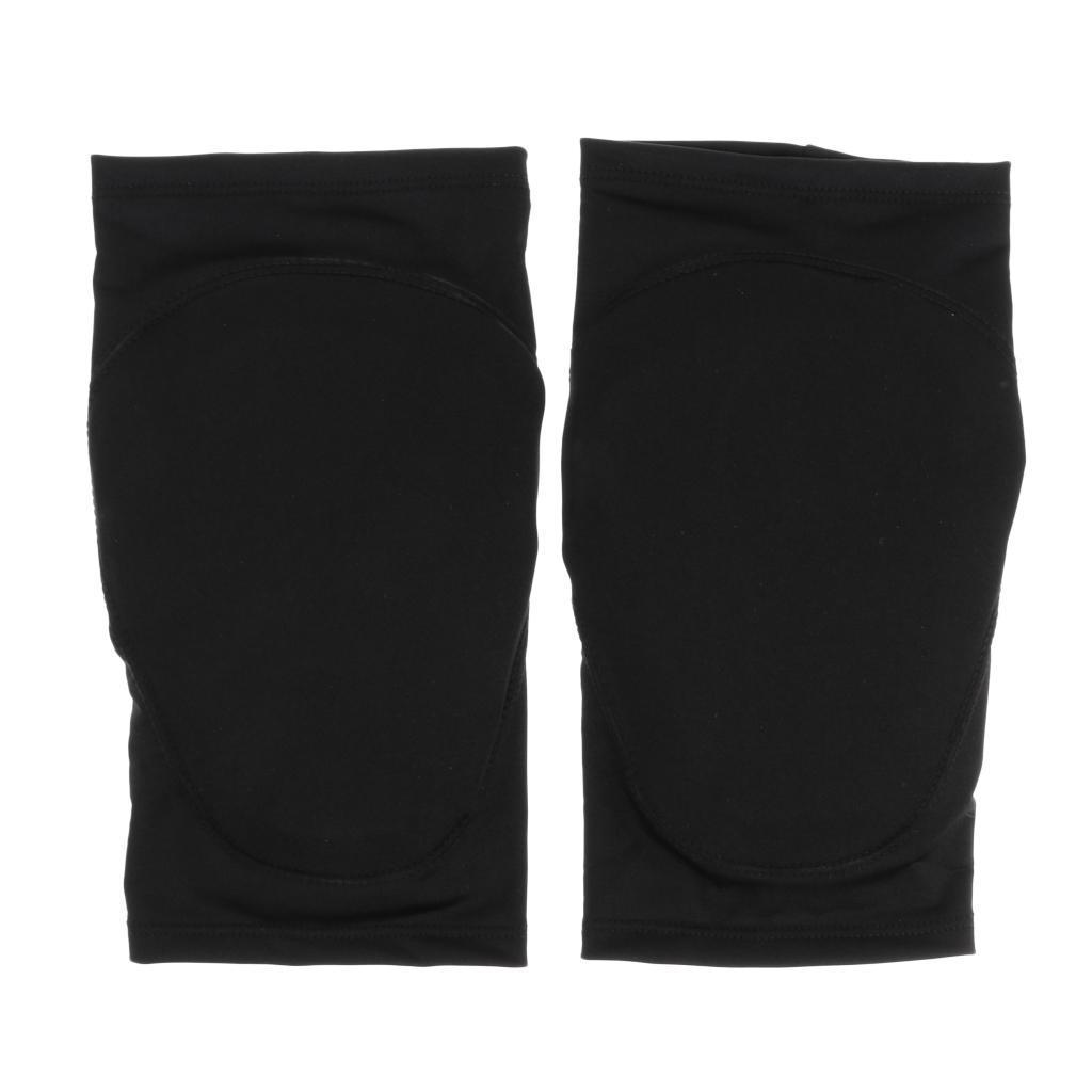 Genouilleres-Elastique-Confortables-pour-Patinage-Artistique-Pantalon-de miniature 26
