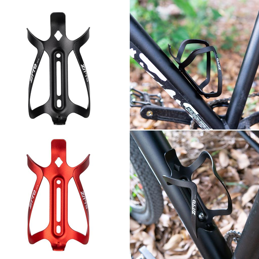 Wheel Up Bicycle Water Bottle Holder Lightweight MTB Bike Aluminum Cup Rack USA