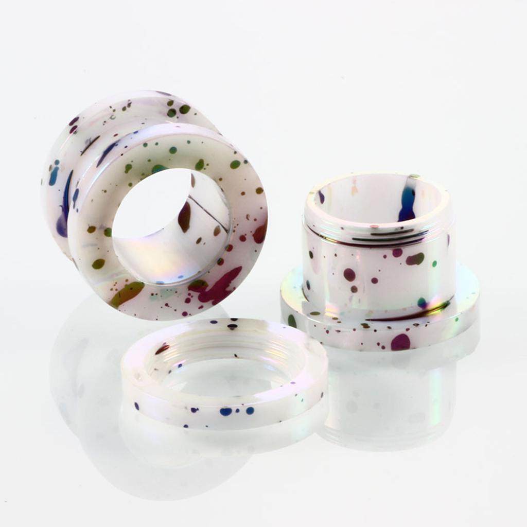 16-Pezzi-Tappi-Orecchie-Acrilico-Colorfast-Comodo-Accessorio-Moda-Per miniatura 4