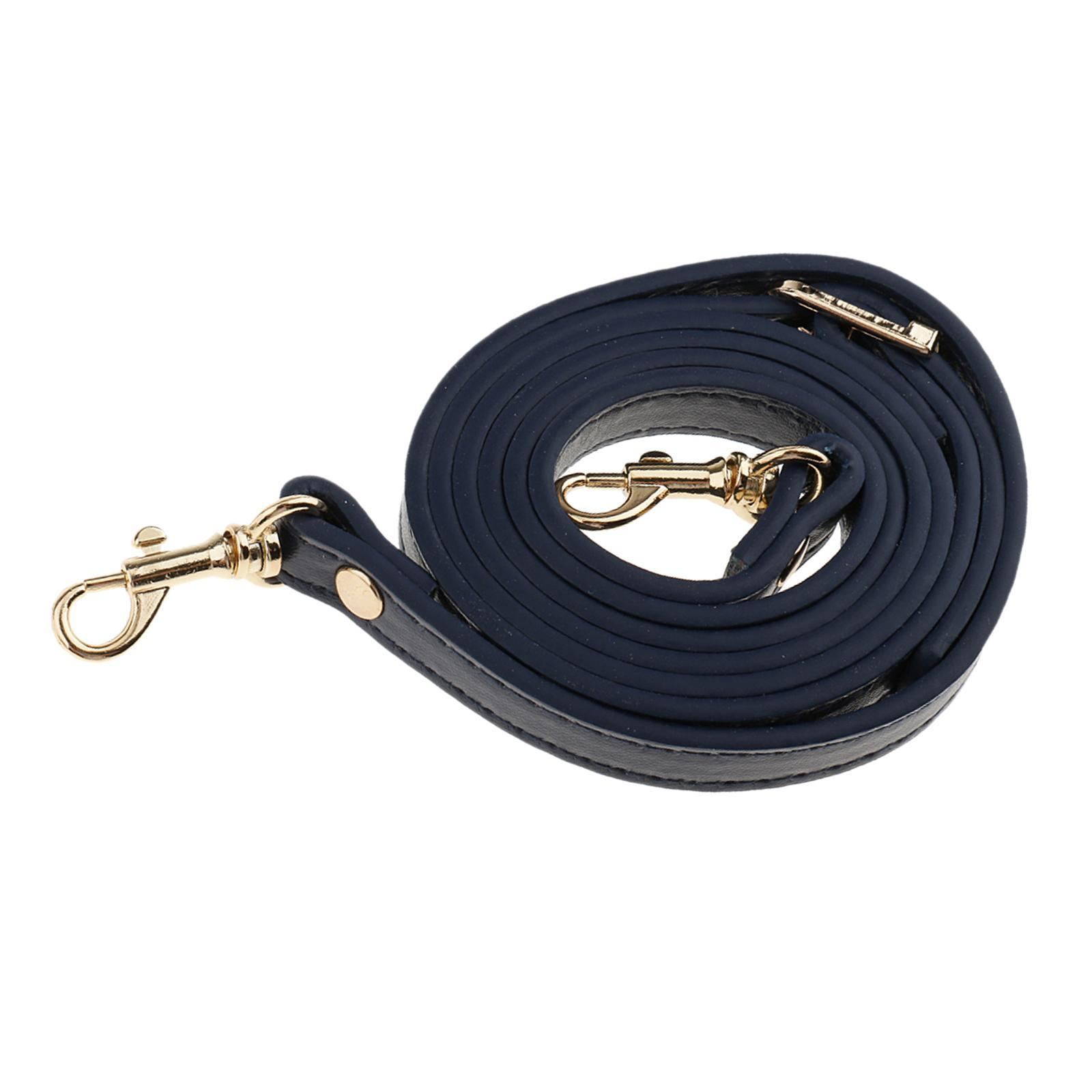 120cm-Bag-Leather-Strap-Replacement-Shoulder-Bags-Handle-Crossbody-Strap thumbnail 22