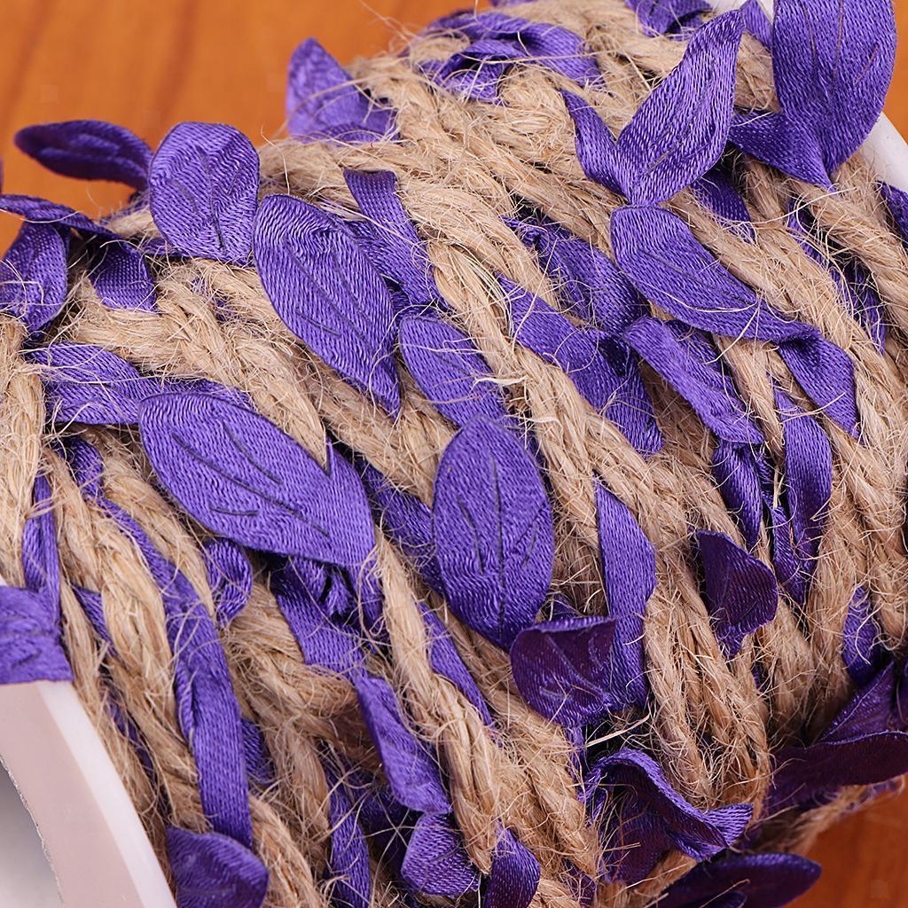 Artificial-Vine-Fake-Leaves-Silk-Rattan-Home-Ornament-Silk-Wreath-Foliage thumbnail 15