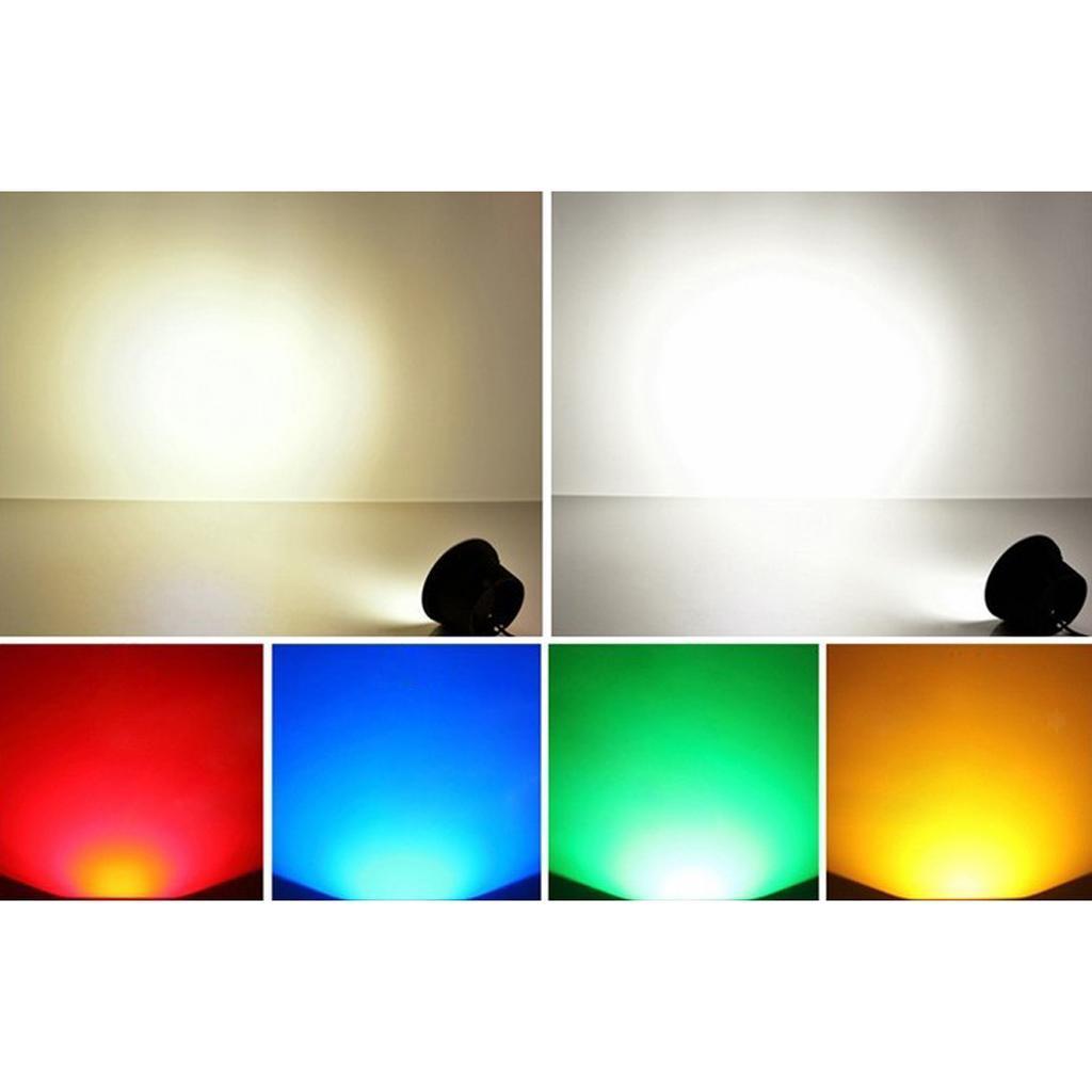 miniatura 18 - Lampada Illuminazione Subacquea LED Luce Fontane Stagni Lega Alluminio 18W