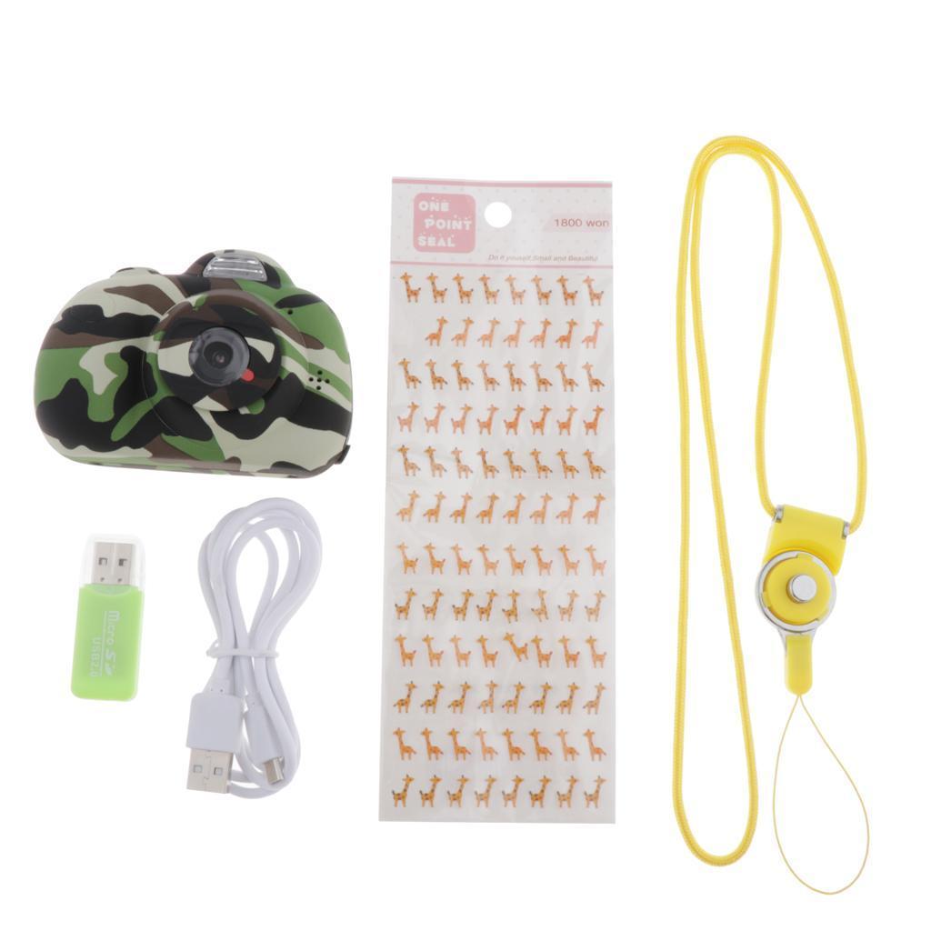 Fotocamera-ricaricabile-per-bambini-Doppia-fotocamera-per-bambini-con miniatura 14