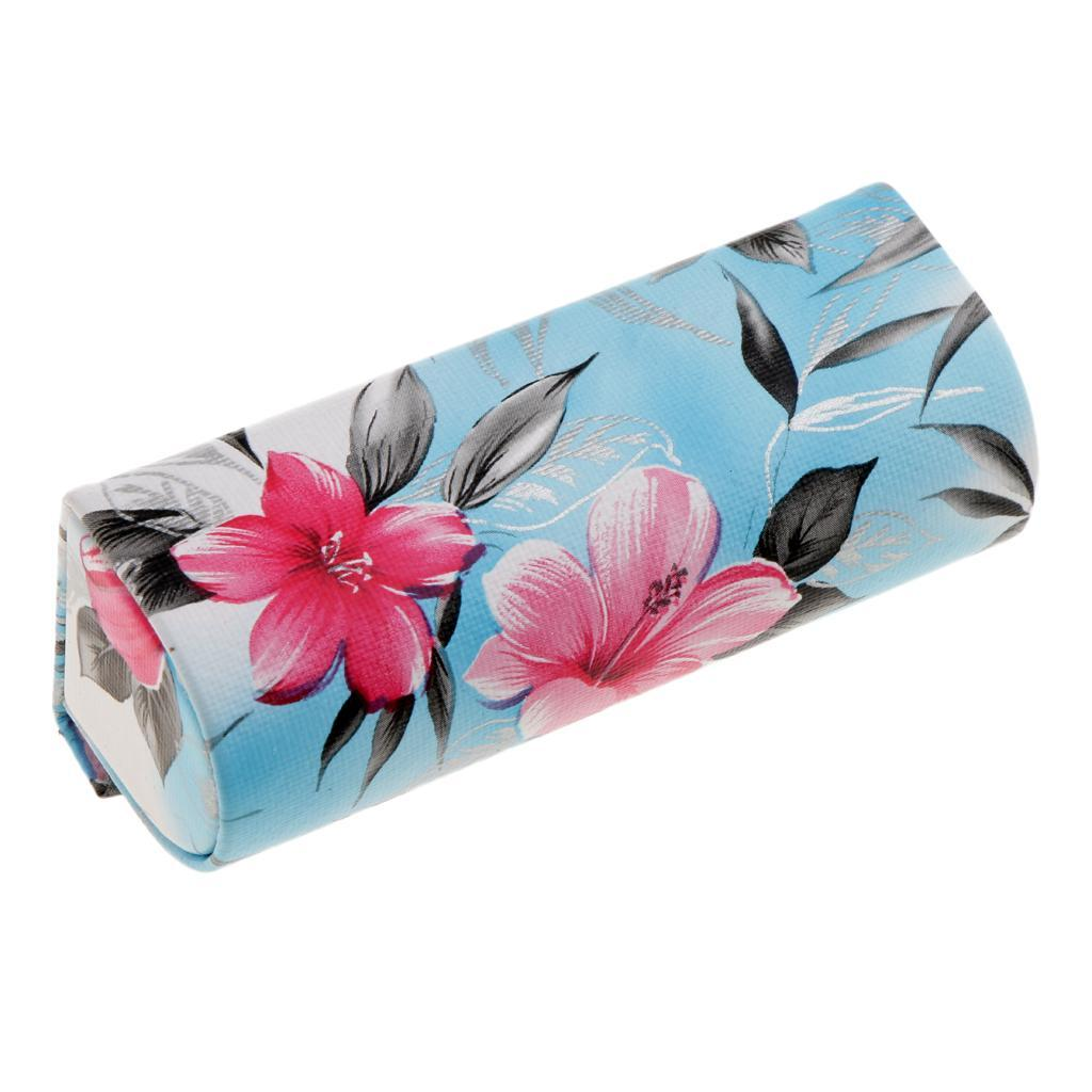 Custodia-in-pelle-per-rossetto-Borsa-per-organizer-per-borsa-Porta miniatura 12