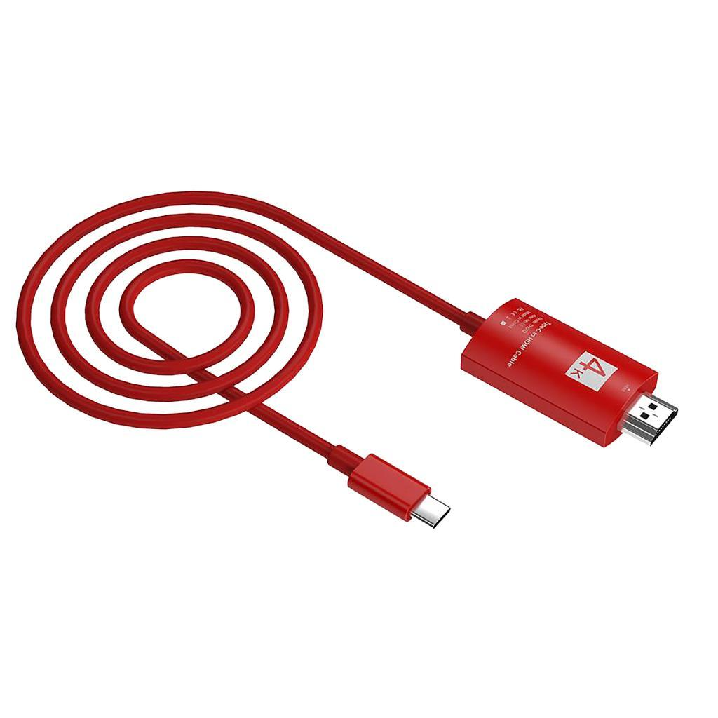 USB3-1-USB-C-to-MI-Supports-4Kx2K-30Hz-Converter-Cable-for-Macbook-Pro-12-034 thumbnail 7