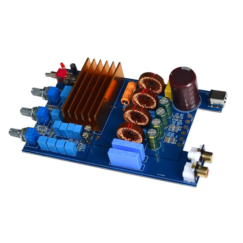 TPA3255 Digital 30V-48V Amplifier Board Class D TPA3255 300W+2x150W Audio Amp Module