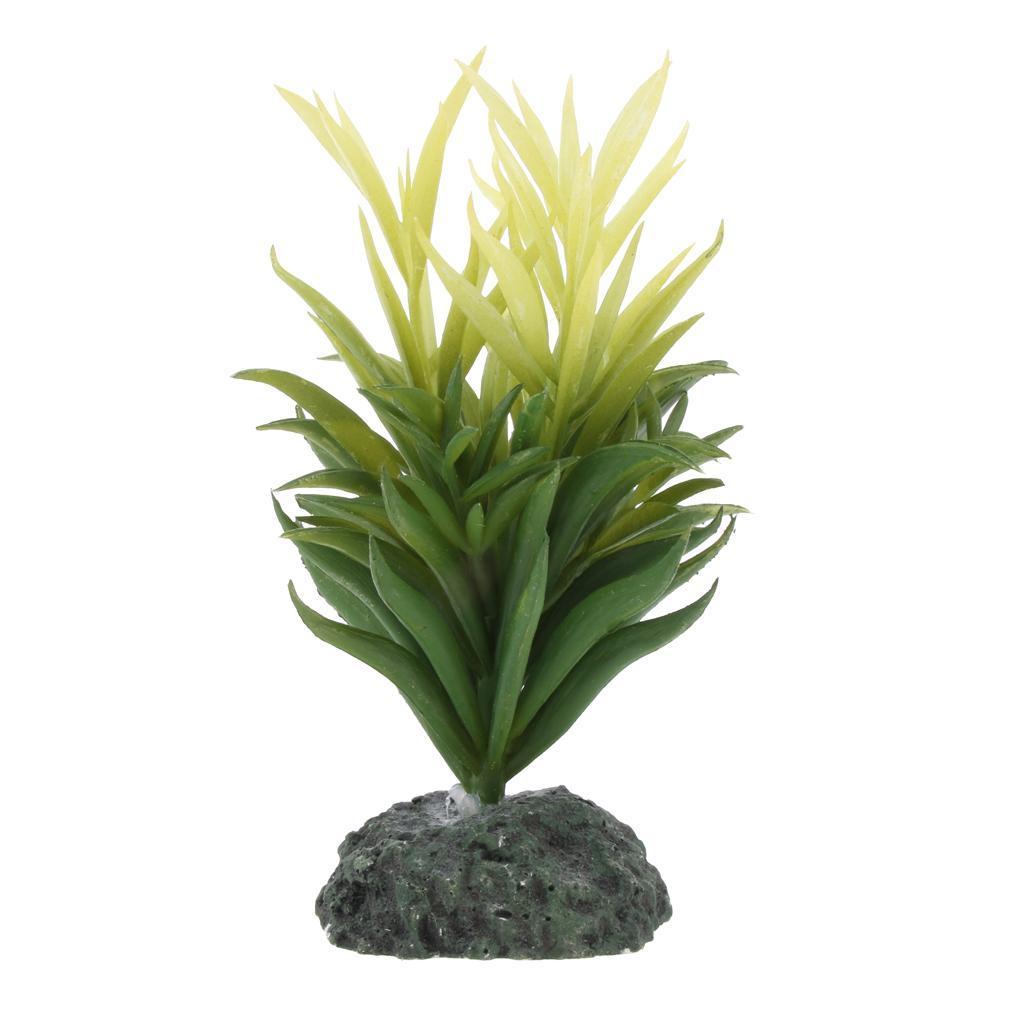 Terrario Per Piante Grasse dettagli su pianta grassa in resina rettile vivarium terrario acquario  ornamento