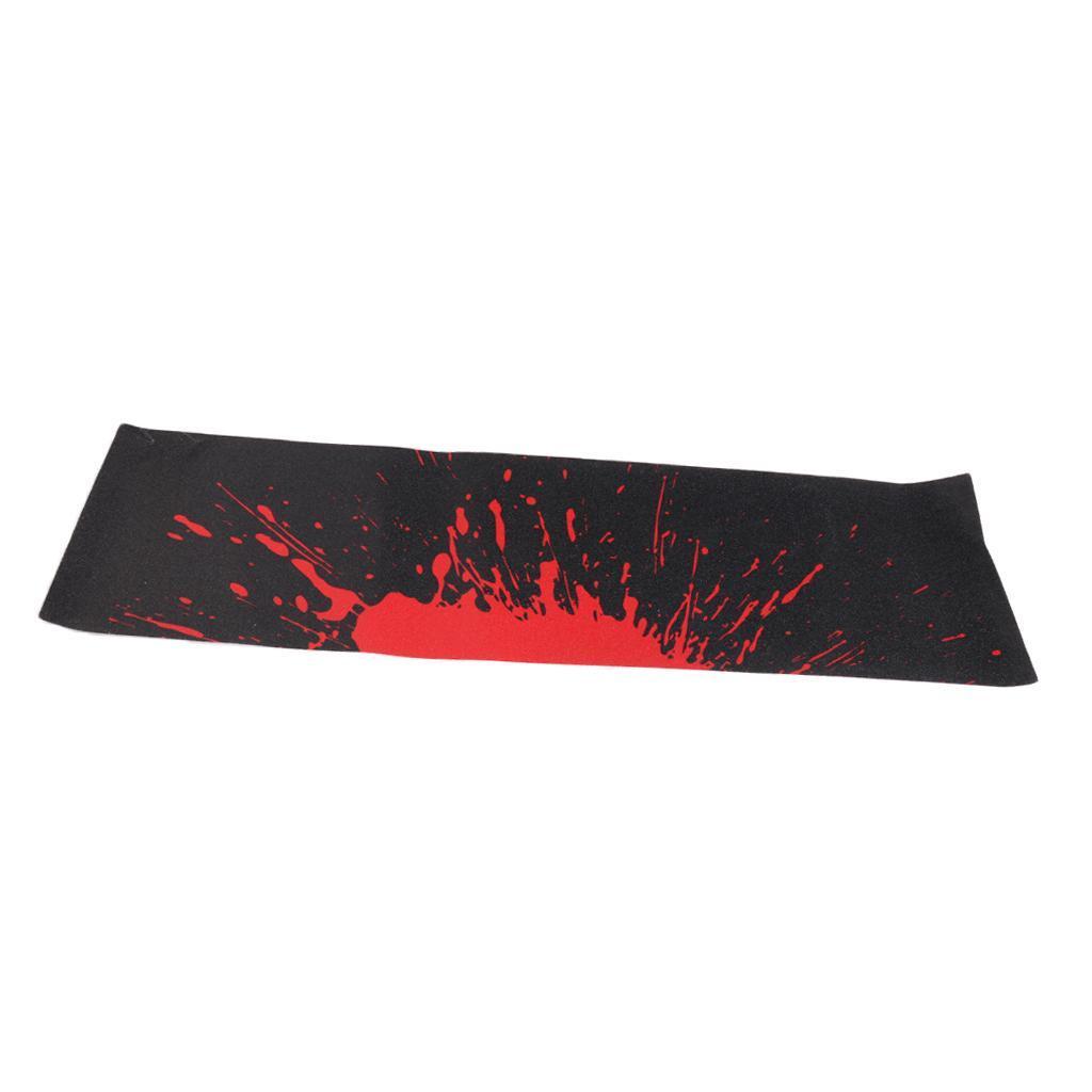 Tape-Grip-di-Skateboard-Impermeabile-Antiscivolo-Professionale-Deck-a-Carta miniatura 5