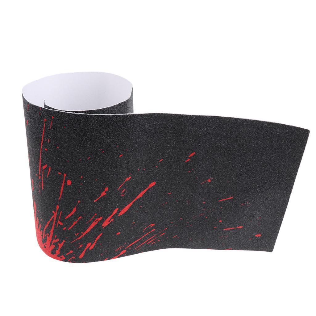 Tape-Grip-di-Skateboard-Impermeabile-Antiscivolo-Professionale-Deck-a-Carta miniatura 4