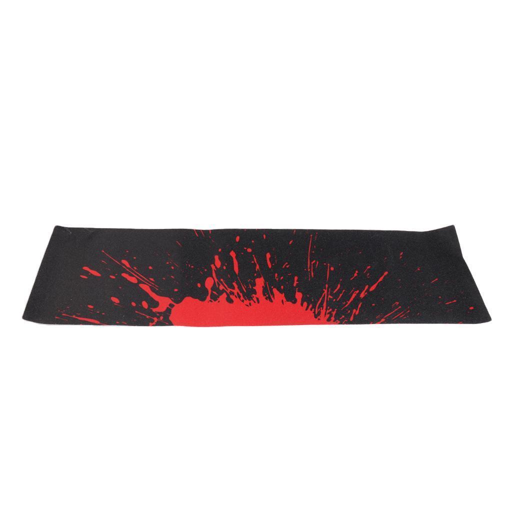 Tape-Grip-di-Skateboard-Impermeabile-Antiscivolo-Professionale-Deck-a-Carta miniatura 3