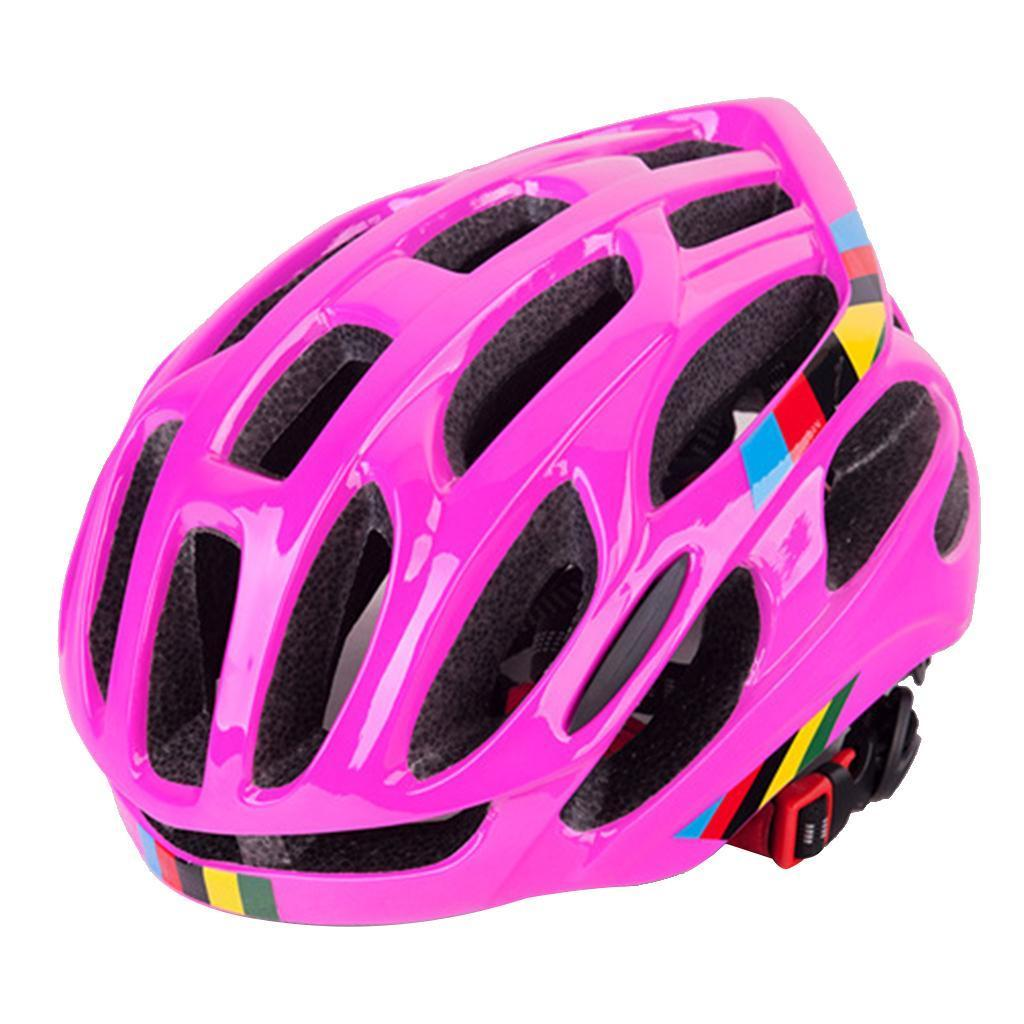 Adjustable-Road-Cycling-Helmet-Bike-Bicycle-Shockproof-Helmet-breathable thumbnail 18