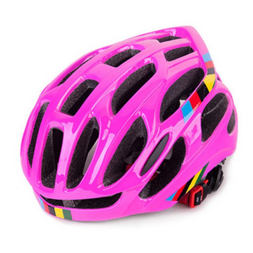 Adjustable-Road-Cycling-Helmet-Bike-Bicycle-Shockproof-Helmet-breathable thumbnail 19