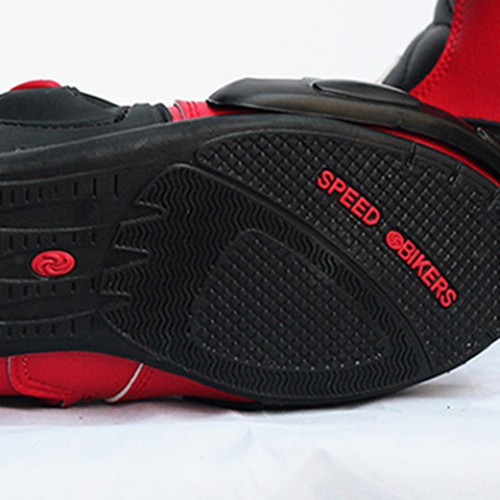 Bottes-de-Moto-Mode-Touring-Chaussures-d-039-Equitation miniature 40