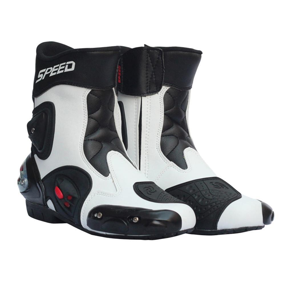 Bottes-de-Moto-Mode-Touring-Chaussures-d-039-Equitation miniature 41