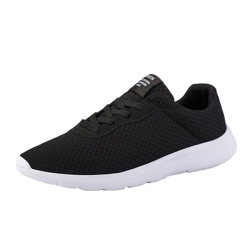 Chaussures-de-Sport-Homme-Leger-Sneakers-Chaussures-Homme-Leger-Sneakers miniature 9