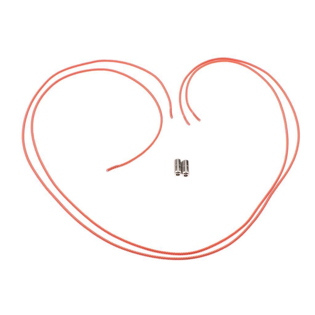 2pcs-ensemble-unisexe-aucune-cravate-lacets-elastiques-lacets-en miniature 19