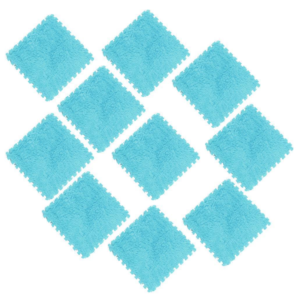 10Pcs-Foam-Children-Soft-Play-Exercise-Mats-Safe-Interlocking-Puzzle-Tiles thumbnail 26