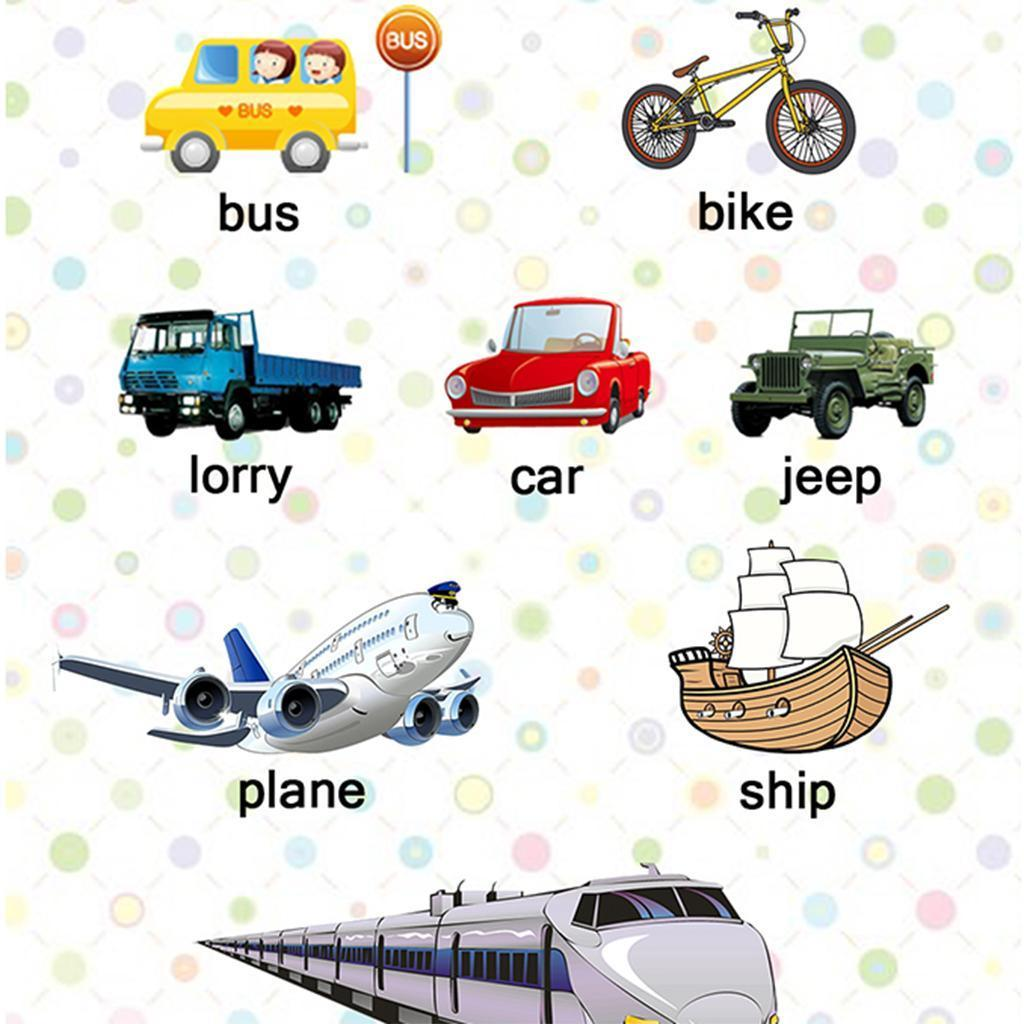Toddlers-Kids-Fun-Early-Learning-Educational-Posters-Chart-for-Preschoolers thumbnail 19