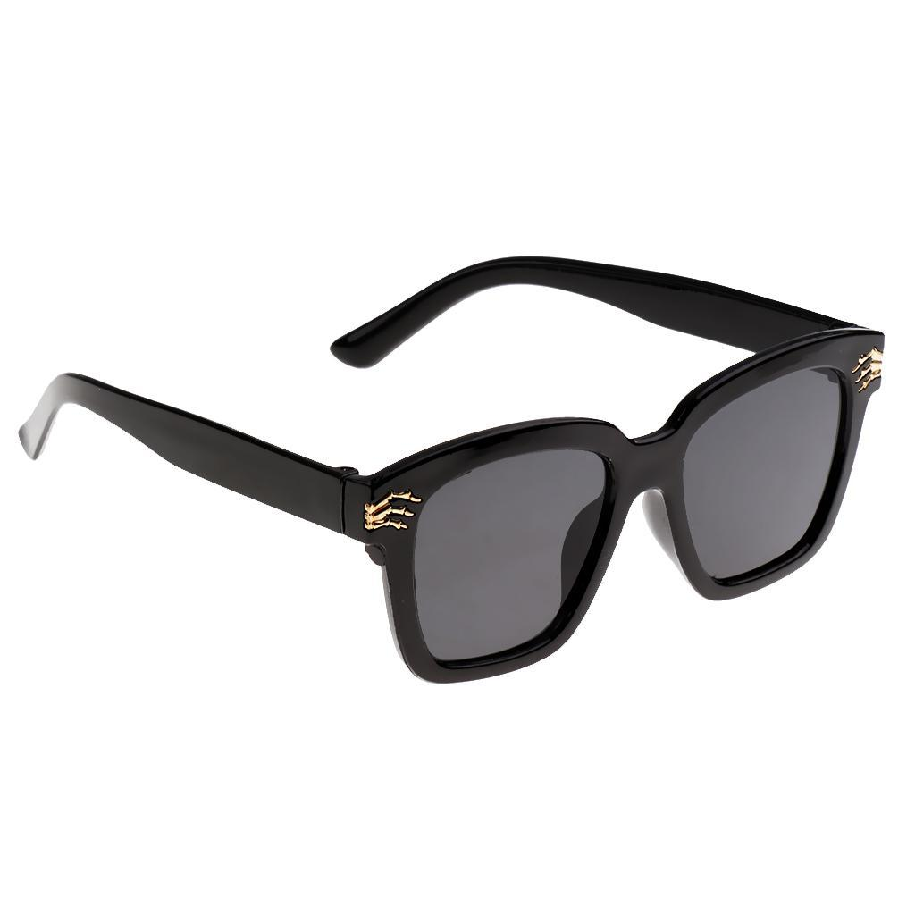 Kids-Baby-Boys-Girls-Children-Fashion-UV-Protection-Goggles-Eyewear-Sunglasses miniature 7