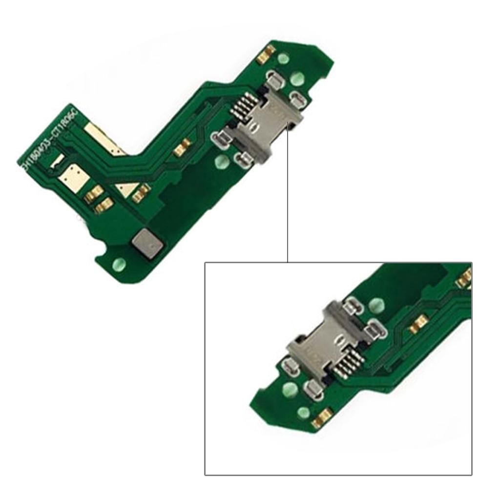 USB Charging Port Connector Flex Cable Replacement For Huawei Honor 7A