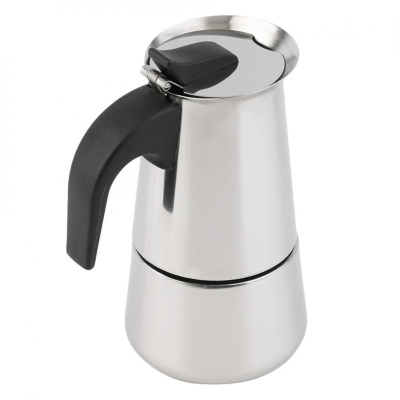 Espresso Stove Top Coffee Maker - Moka Percolator Pot - 2,3, 4, 6, 9, 12 Cups   eBay