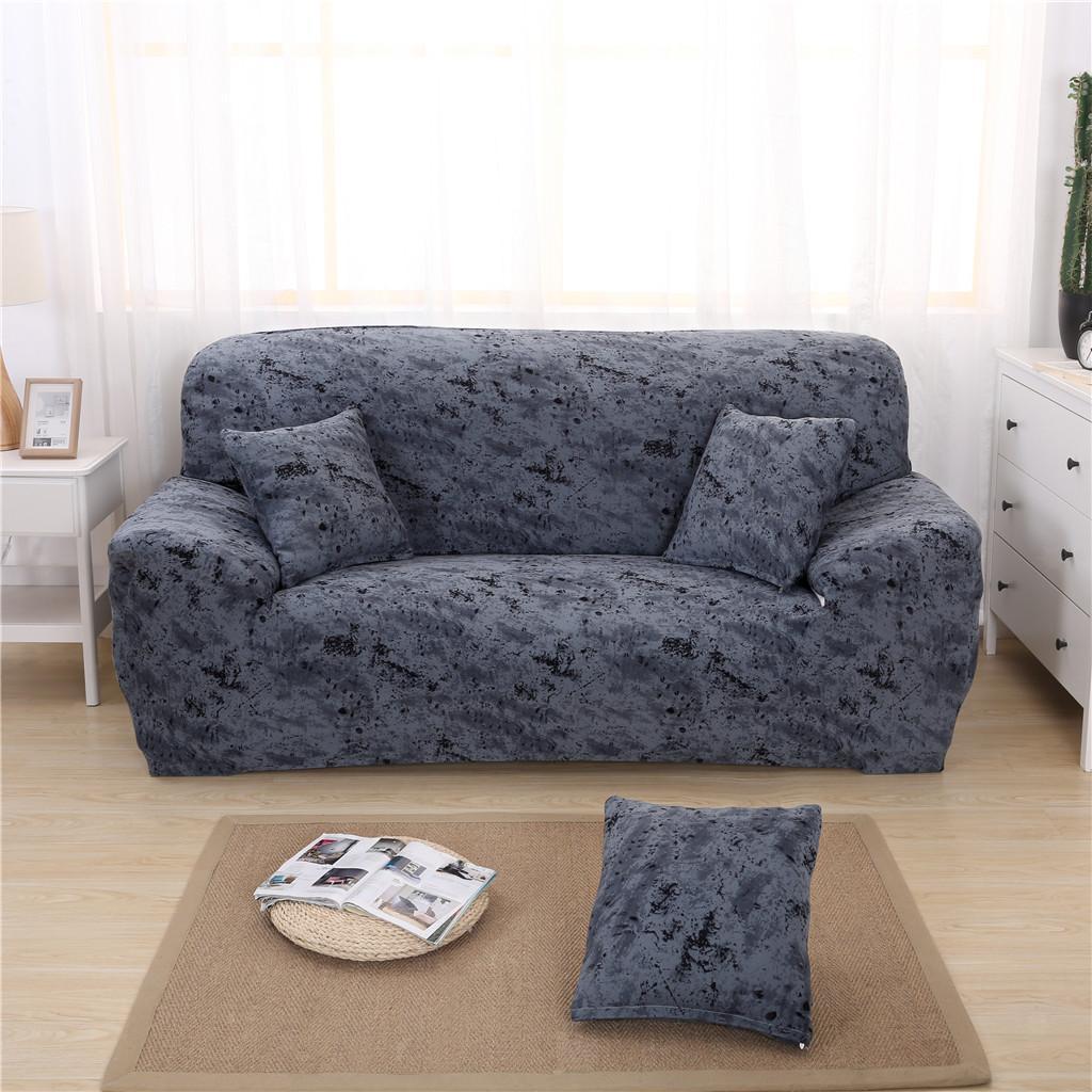 1 2 3 Seater Sofa Slipcover Soft Stretch Anti Mite