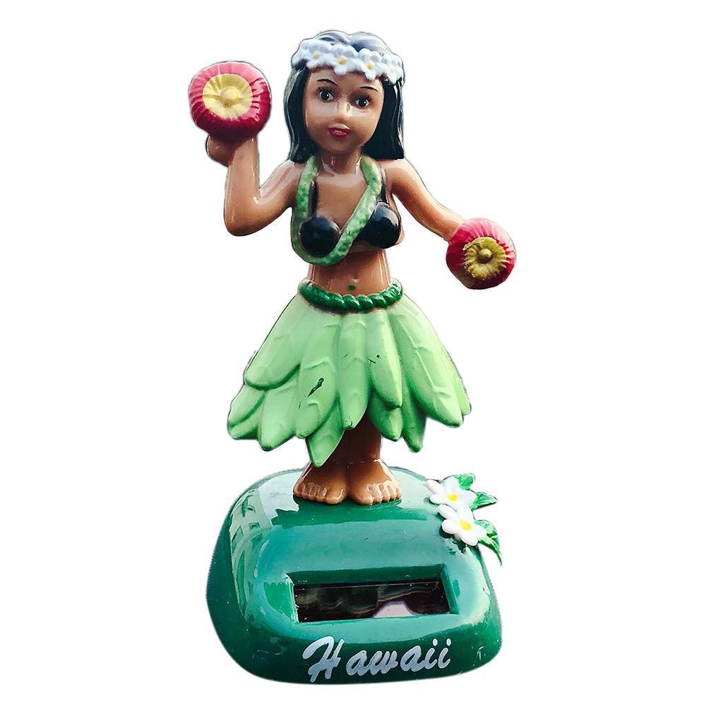Solar-Power-Dancing-Hawaii-Girl-Dancer-Toy-Home-Office-Car-Dashboard-Decor thumbnail 18