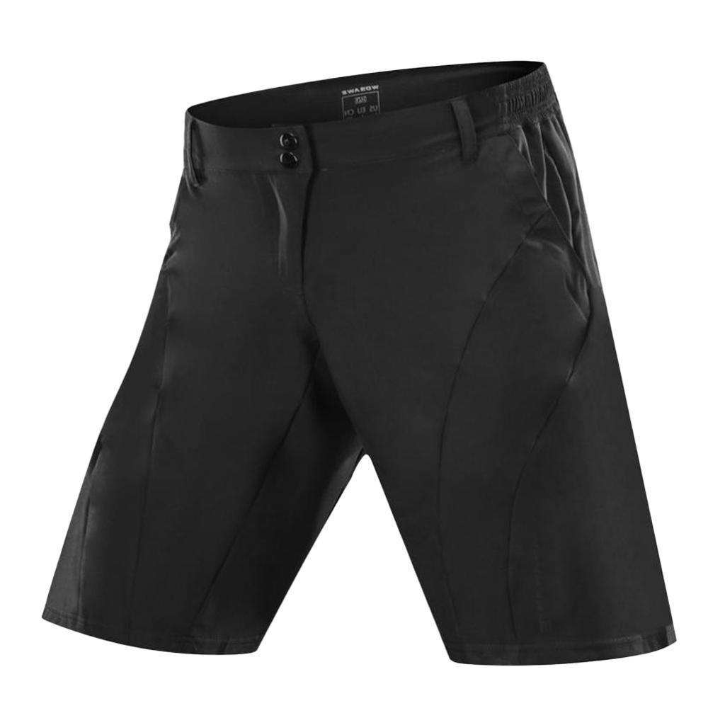 Shorts-Cuissard-De-Velo-Cyclisme-Respirant-Sechage-Rapide-Ultra-Leger miniature 4