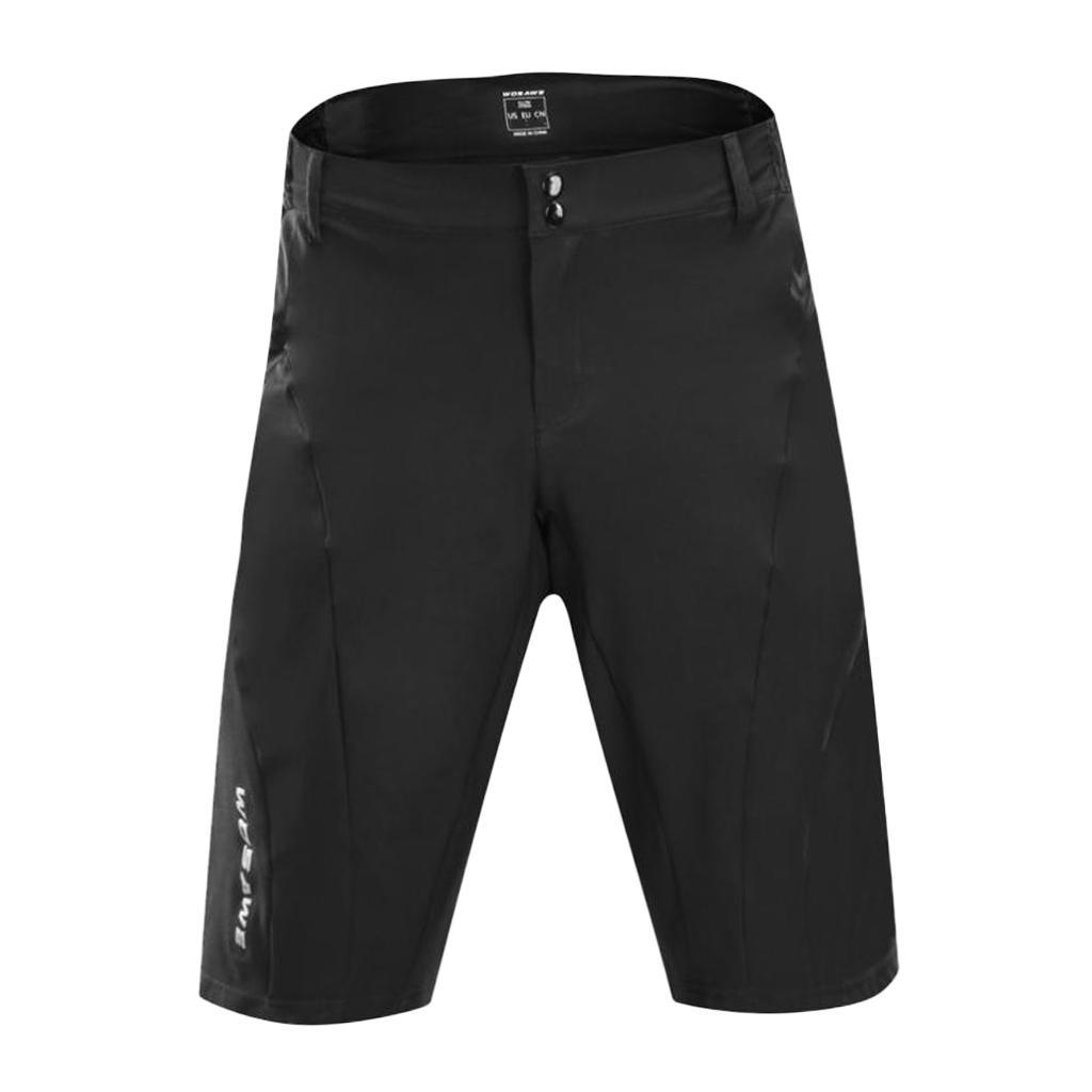 Shorts-Cuissard-De-Velo-Cyclisme-Respirant-Sechage-Rapide-Ultra-Leger miniature 5