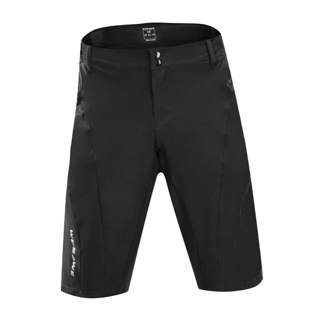 Shorts-Cuissard-De-Velo-Cyclisme-Respirant-Sechage-Rapide-Ultra-Leger miniature 3
