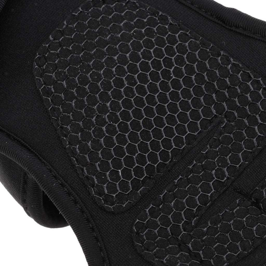 Breathable-Road-Cycling-Motorcycle-Half-Finger-Gloves-Wrist-Protection-Gear thumbnail 3